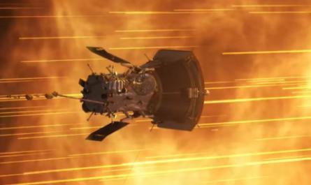Зонд Parker стал самым быстрым объектом, созданным человеком