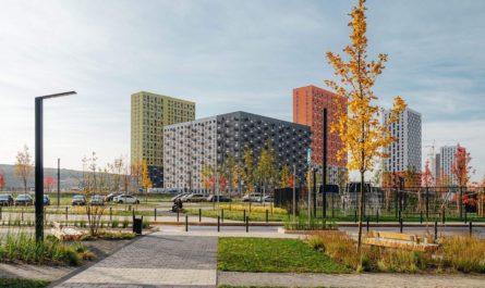 Москомстройинвест: ПИК разрешено открыть продажи в новом корпусе на 240 квартир в ЖК «Саларьево парк»