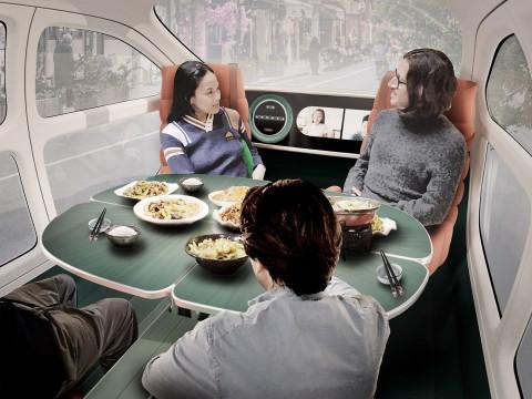 Airo — стеклянная комната на колёсах с функцией очистки воздуха