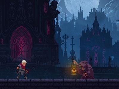 Анонсирована Elderand — мрачная игра в духе Dark Souls и Castlevania [ВИДЕО]