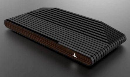 Atari анонсировала старт продаж своей ретроконсоли VCS