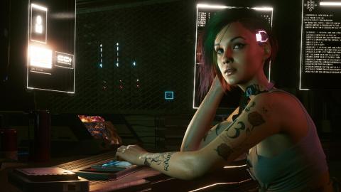 Авторы Cyberpunk 2077 сделали юмористические видео с багами