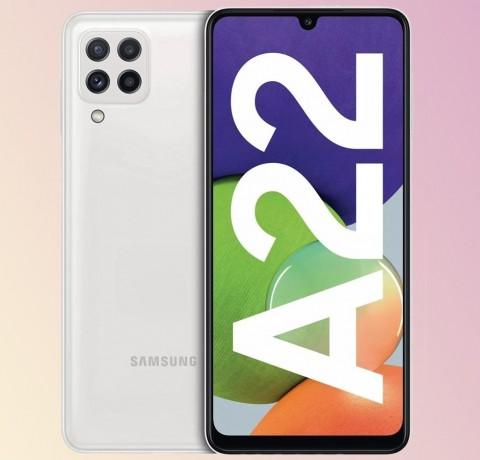 Бюджетный Samsung Galaxy A22 получил AMOLED-дисплей и камеру с OIS