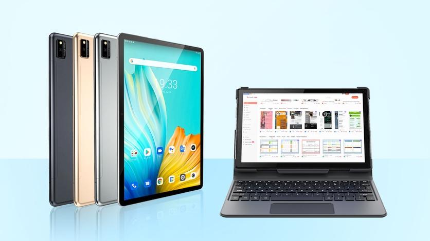 Blackview Tab 10: планшет для удобного потребления контента за $139