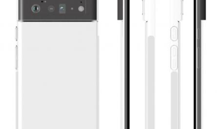 Дизайн Google Pixel 6 и 6 Pro подтверждён производителем аксессуаров