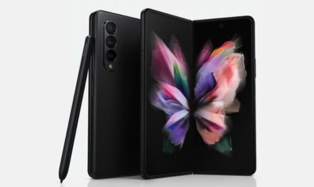Дизайн Samsung Galaxy Z Fold3 и Z Flip3 показали до презентации
