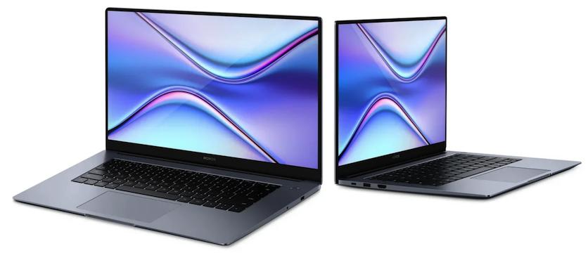 Honor MagicBook X c металлическим корпусом и безрамочным дизайном уже в России