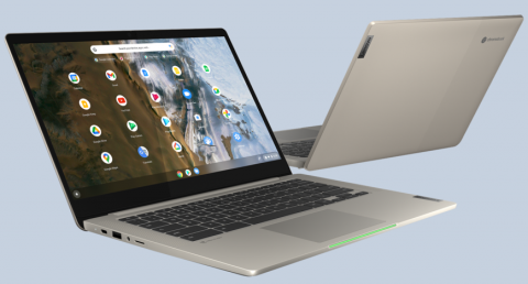 Хромбуки Lenovo 5i и Flex 5i: Intel Core i5 11-го поколения и сенсорный экран