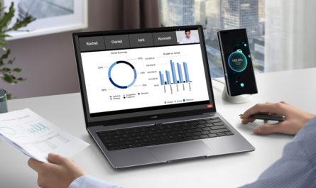 HUAWEI привезла в Россию флагманские ноутбуки MateBook 14 и MateBook X Pro