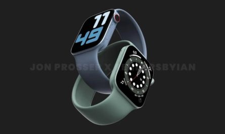 Инсайдеры: Apple Watch Series 7 получат плоский дизайн и мощное железо