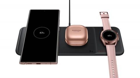 Инсайды #2346: Samsung Wireless Charger Trio 2 и Galaxy Z Fold 3, DJI Mini SE