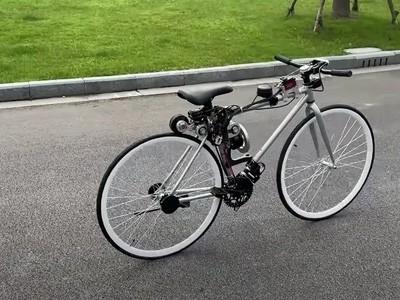 Электровелосипед научили ездить самостоятельно и держать баланс [ВИДЕО]