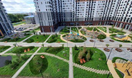 В ЖК «Первый Московский» к заселению готовы 1227 квартир
