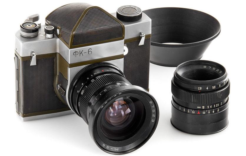 Космическая камера «Киев ФК6» и уникальное фоторужьё будут проданы на аукционе