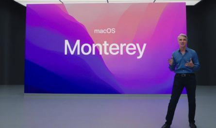macOS Monterey: обновлённый браузер Safari, Universal Control и автоматизация
