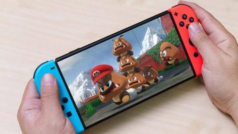 На сайте французского магазина засветилась цена Nintendo Switch Pro