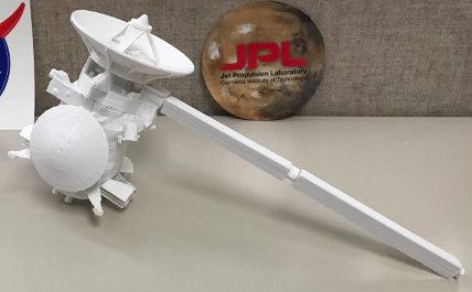 NASA выпустило коллекцию космических 3D-моделей
