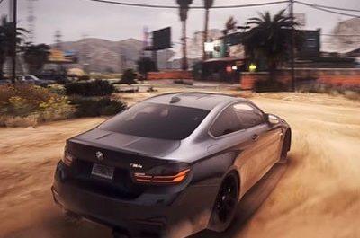 Нейросеть создала впечатляющий прототип игры на базе Grand Theft Auto V [ВИДЕО]
