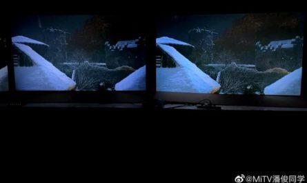 Новый OLED-телевизор Xiaomi в сравнении с конкурентом [ВИДЕО]