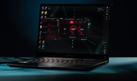 Обзор ASUS ROG Flow X13: невозможный ноутбук?