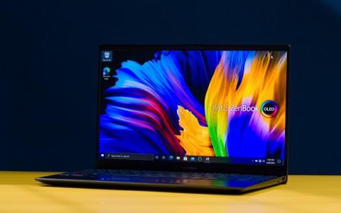 Обзор ASUS ZenBook 13 OLED UX325SA: OLED-дисплей и новейшая платформа
