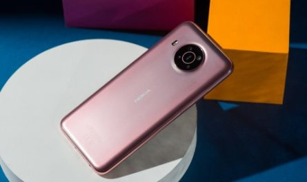 Обзор Nokia X20: средний класс с кинокамерой