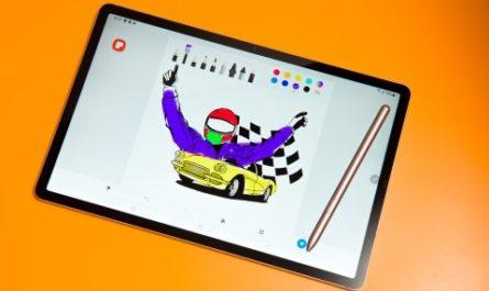 Обзор Samsung Galaxy Tab S7 FE: планшет с большим экраном и стилусом