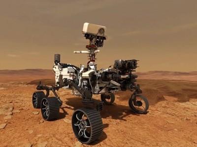 Панорама Марса из почти 1000 фото со звуком [ВИДЕО]