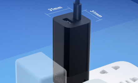 Представлена компактная зарядка ZMI для смартфонов и ноутбуков за $23