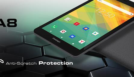 Prestigio выпускает сразу четыре новые серии планшетов