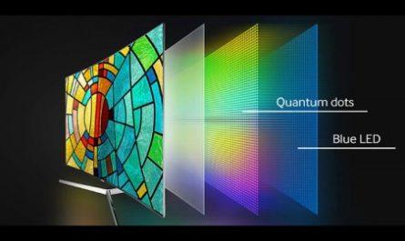 QLED-технологии — как работают телевизоры нового поколения
