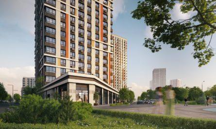 Разрешено строительство дома на 189 семей в составе ЖК LIFE-Варшавская