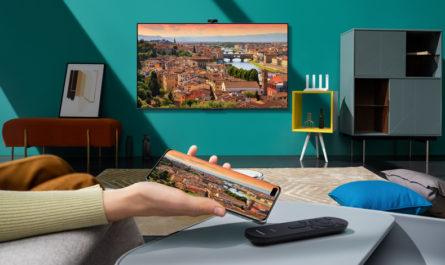 Старт продаж HUAWEI Vision S: умный ТВ на Harmony OS уже в России