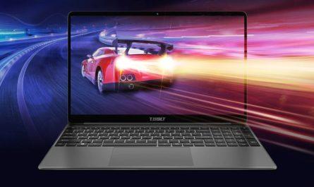 Teclast F15 Pro: тонкий ноутбук на Intel для дома и офиса за $489
