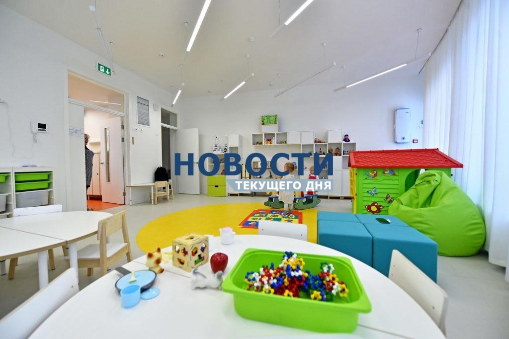 Общественно-жилую застройку в районе Хорошево-Мневники обеспечат социальными объектами