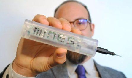 Умная ручка-иголка делает хирургические операции безопаснее
