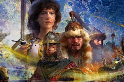 В Age of Empires IV будет Русь и посвящённая ей сюжетная кампания