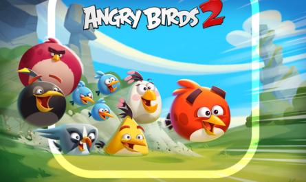 В AppGallery теперь доступна аркада Angry Birds 2