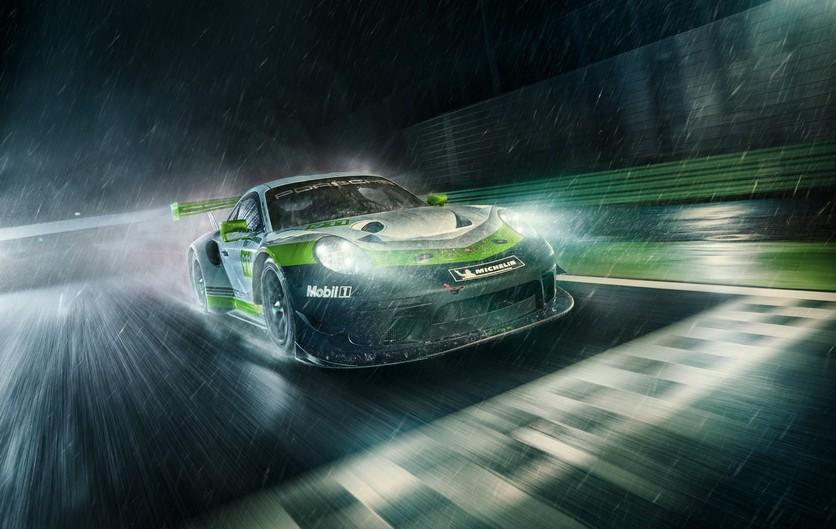 В России стартует чемпионат по симрейсингу Porsche Russia Simreal Cup