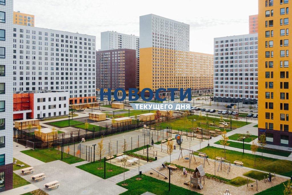 Более 9 300 квартир ПИК передал новоселам в московских проектах с начала года