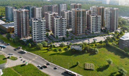 Москомстройинвест: город разрешил компании «Э.К. Девелопмент» открыть продажи в двух корпусах второй II очереди ЖК «Зеленая Вертикаль»