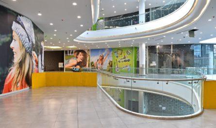 В Южнопортовом районе построят торговый центр