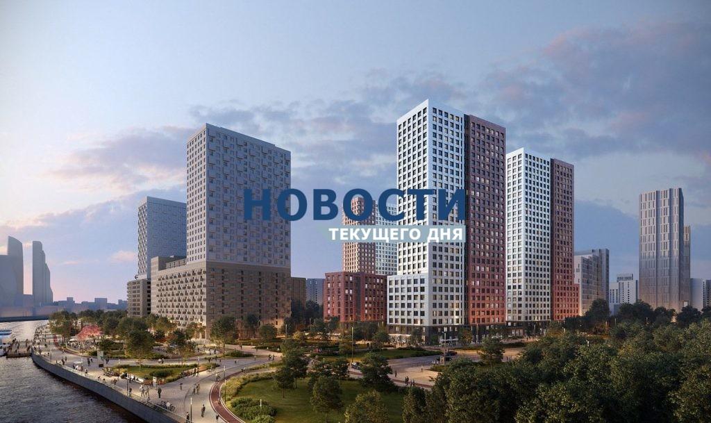 В развитие территории в районе Филевский парк компания «Главстрой» уже инвестировала более 13 млрд рублей