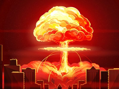Блогер создал ядерный реактор для игры в «Тетрис» без батареек [ВИДЕО]