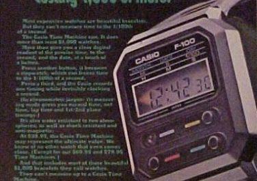 Casio перевыпустит культовые часы из фильма «Чужой»
