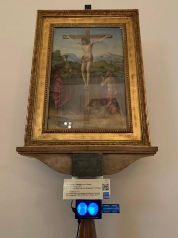 Ценность картин в музеях определят с помощью умных камер