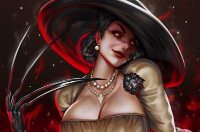 Девушка-хакер взломала Resident Evil Village