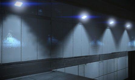 Фанаты улучшили графику в ремастере Mass Effect