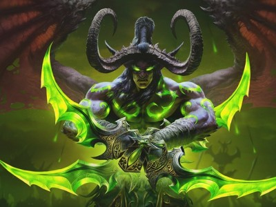 Геймер создал географические карты США в стиле World of Warcraft