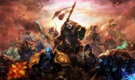 Игрок в WoW собрал армию из 300 NPC и победил героев Орды [ВИДЕО]